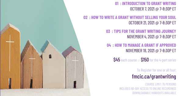 Grant Writing for Churches
