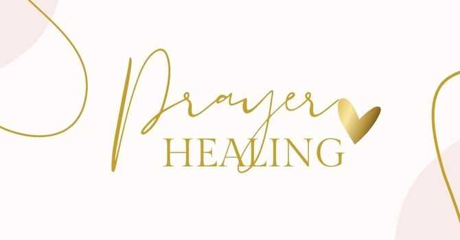A History of Healing Prayer a the Cathedral  image
