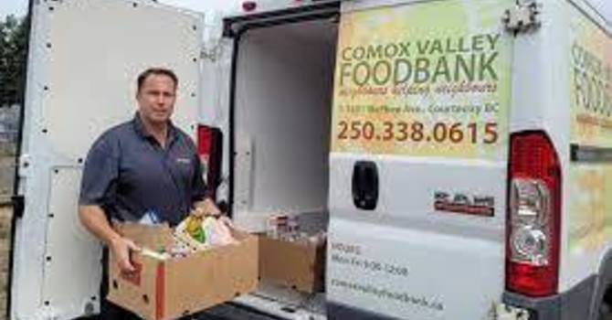 Minute for Ministry - Food Banks image