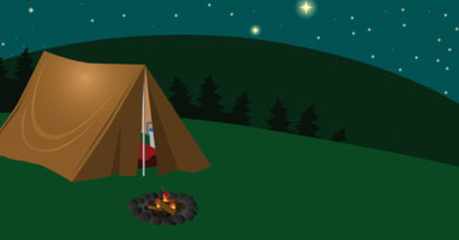 CampOut - YOUTH CHANGE OF DATE