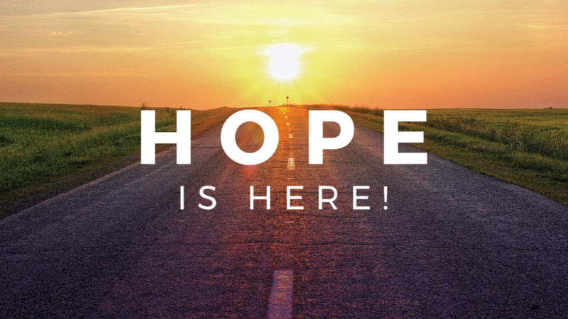 Hope Is Here Week #3 - Hope For The Underdog