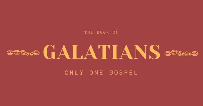 Galatians 3: 15-29