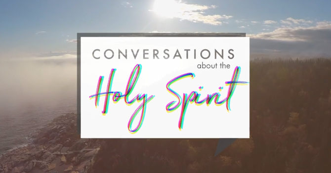 Holy Spirit Conversations