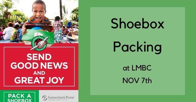 LMBC Shoebox Packing