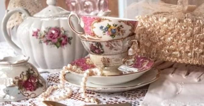 LADIES TEA