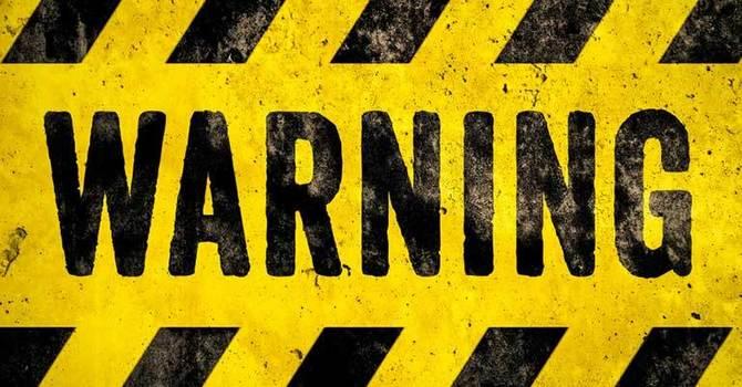 Worship and a Warning
