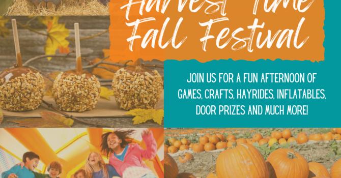 Harvest Time Fall Festival