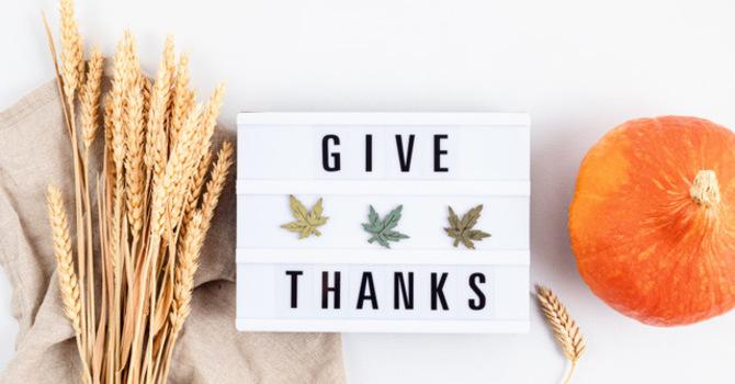 The Motion of Gratitude