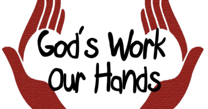 God's Work Our Hands image