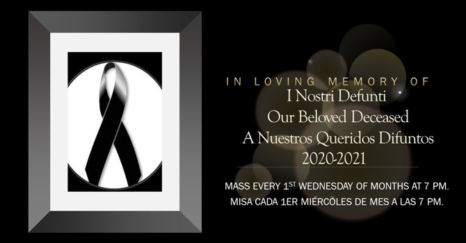 Our Beloved Deceased  Memorial Mass