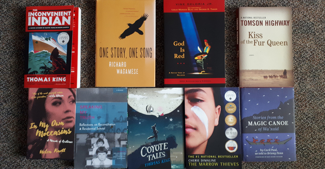 Book Club Focusing on Indigenous Authors