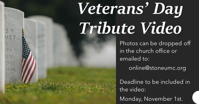 Veterans' Day Video Tribute