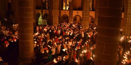 Solemn High Mass of the Nativity