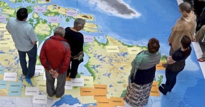 Mapping the Ground We Stand On