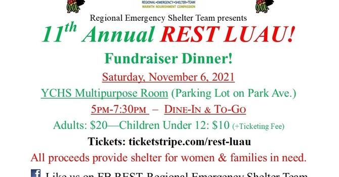 11th Annual REST Luau
