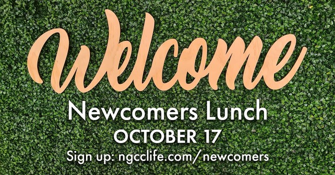 Newcomers Lunch image