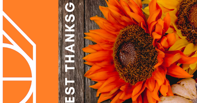 Harvest Thanksgiving 2021