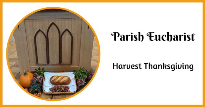 Parish Eucharist - October 10, 2021 image