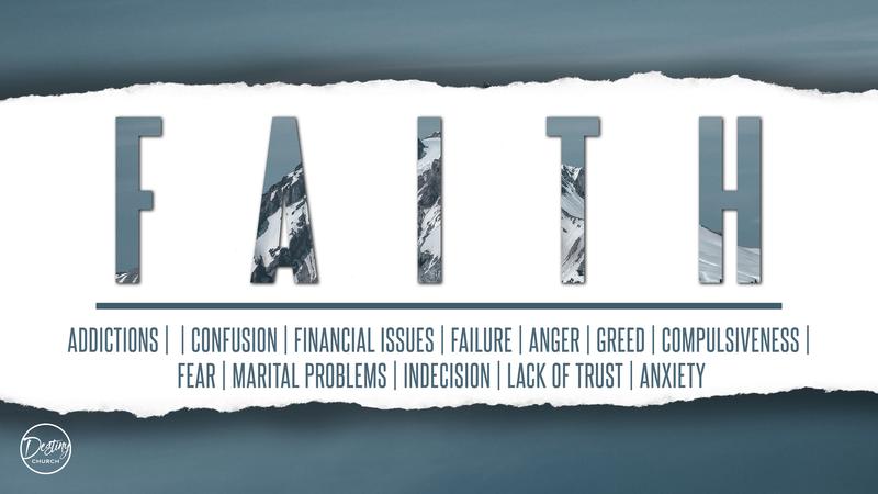 Faith Week 5 | 10.10.21 10AM