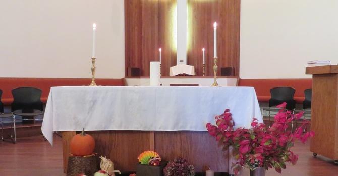 Thanksgiving Worship Service image