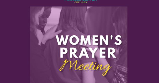 Women's Prayer Call