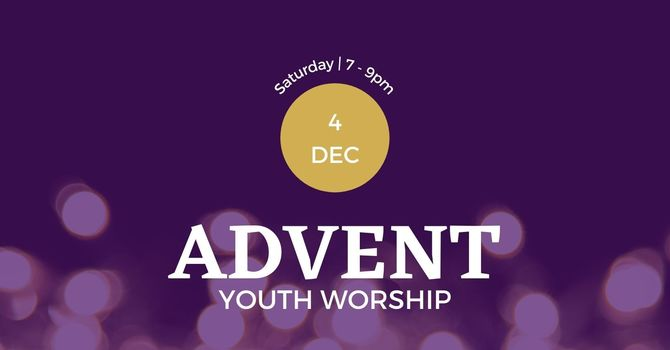 Advent Youth Worship