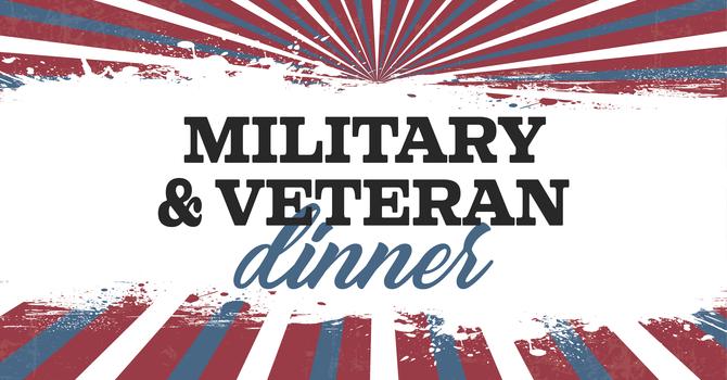 Military/Veteran Dinner