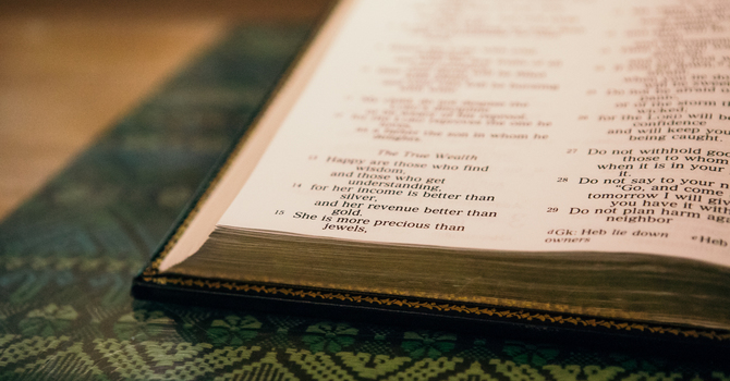 PRIORITIES FOR PLEASING GOD
