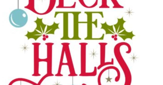 Deck the Church Halls