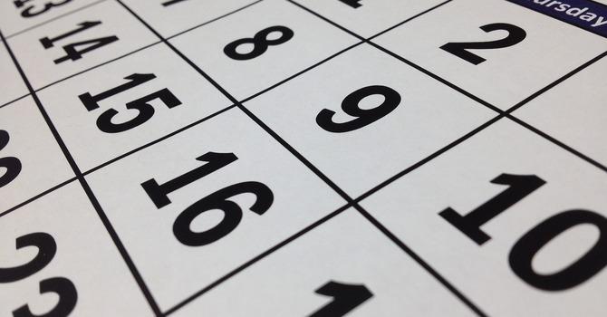 ACW Church Calendars image