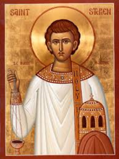 St stephen one of the first deacons