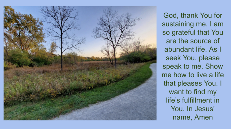 October 11, 2021 Daily Bible Reading