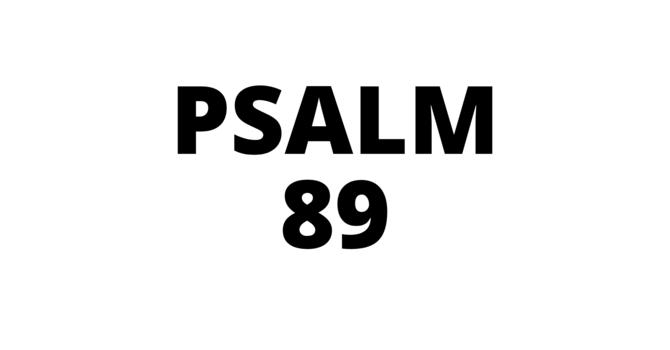 Psalm 89 image