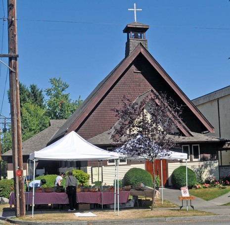 The Community Support Ministry Collaboration Project: Hudson Street Hub & Kerrisdale-Marpole Community Pastoral Resource Centre (St Augustine & St Faith)
