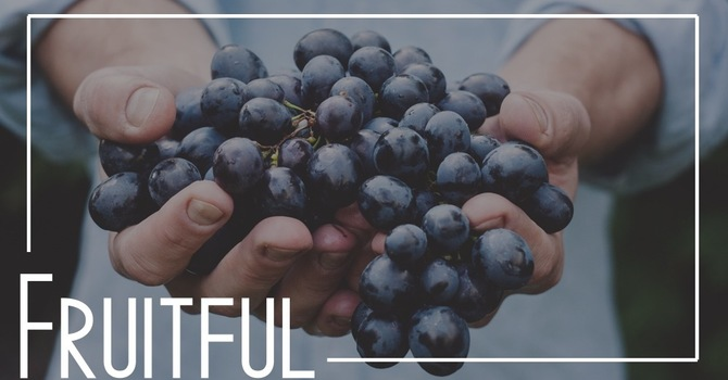 Fruitful Week 2 - 11am Traditional