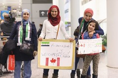 Syrians at the airport feb 12 2016 1024x682