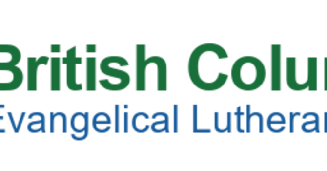 BC Synod of the Evangelical Lutheran Church in Canada - Convention image