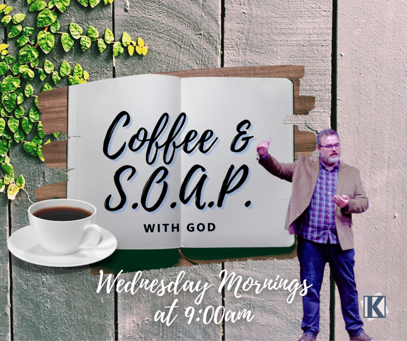 Coffee & S.O.A.P. with God:  Titus 2
