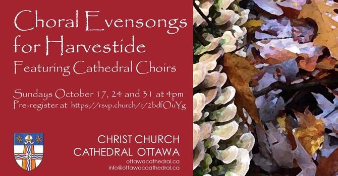 Evensongs for Harvestide