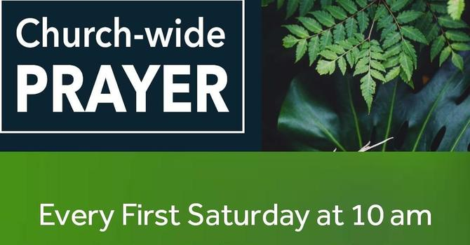 Church Wide Prayer