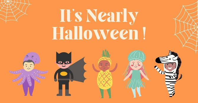Halloween will look different this year! image