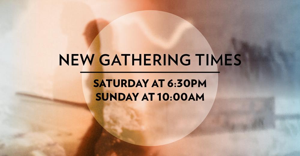 Weekend Gatherings