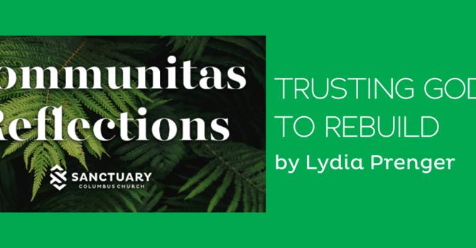 Trusting God to Rebuild image