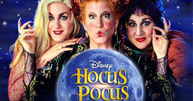 Movie Day: Hocus Pocus