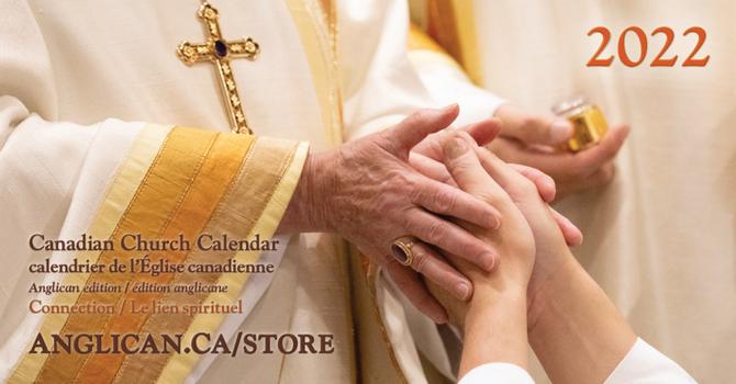 Church Calendars 2022 image