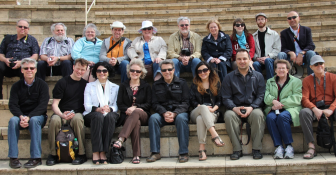 Israel Ministry of Tourism invites CCCA members to join them in the Holy Land image