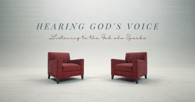 Hearing God's Voice - study guides