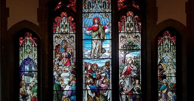 8am Holy Communion