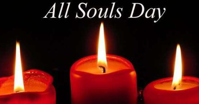 All Souls: candles, contemplation, community