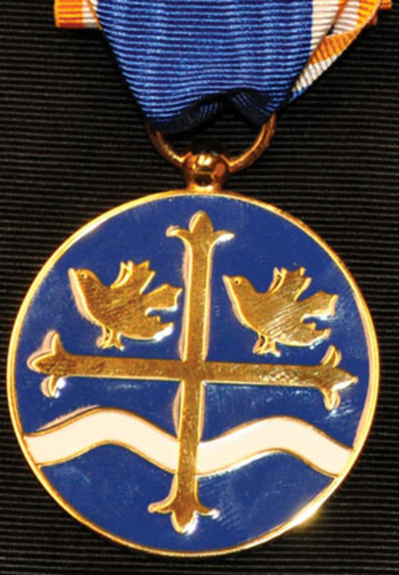 The Order of the Diocese of New Westminster